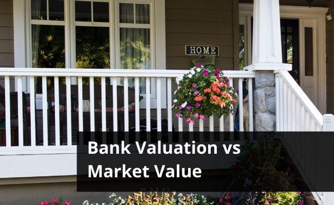 Bank Valuation vs Market Value