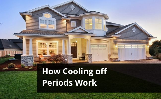How cooling off periods work