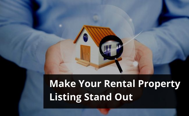 Make Your Rental Property Listing Stand Out