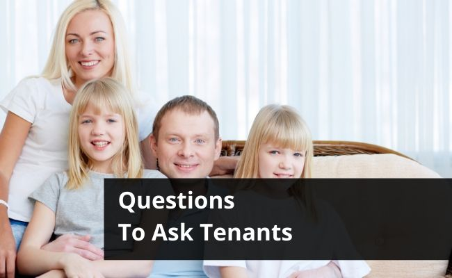 Pre Screening Questions to Ask Potential Tenants