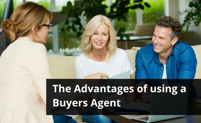The Advantages of using a Buyers Agent